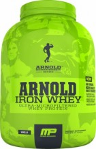 Arnold Series Iron Whey 2270г. (MusclePharm)