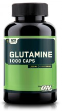 Glutamine Caps 1000 120капс. (Optimum Nutrition)