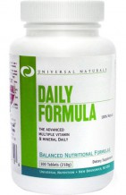Daily Formula 100таб. (Universal Nutrition)