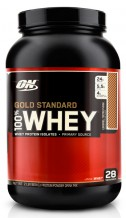 100% WHEY GOLD STANDARD 909 г. (Optimum Nutrition)