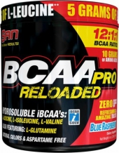 BCAA-Pro Reloaded 114г. (SAN)