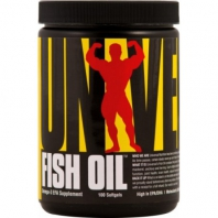 Fish Oil 100капс. (Universal Nutrition)