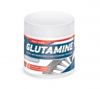 GLUTAMINE POWDER 300г. (Genetic Lab Nutrition)
