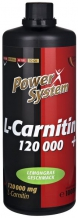 L-Carnitine 120000 mg 1000мл. (Power System)