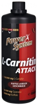 L-Carnitine Attack 1000мл. (Power System)