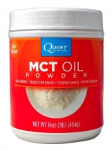 MCT Oil Powder  (450 гр) Quest Nutrition