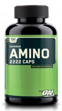 Superior Amino 2222 Caps 150капс. (Optimum Nutrition)