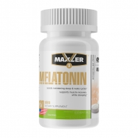 Melatonin 3 мг (Maxler) 120 таб