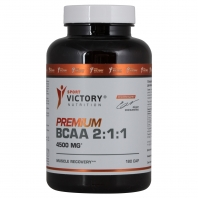 Premium BCAA 2:1:1 (Sport Victory Nutrition) 180 капс
