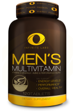 Men's Multivitamin  (Infinite Labs)120 таб