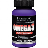 Omega-3  90капс. (Ultimate Nutrition)